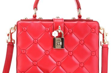 2b0d0036bdd7 Dolce   Gabbana Quilted Dolce Box Bag