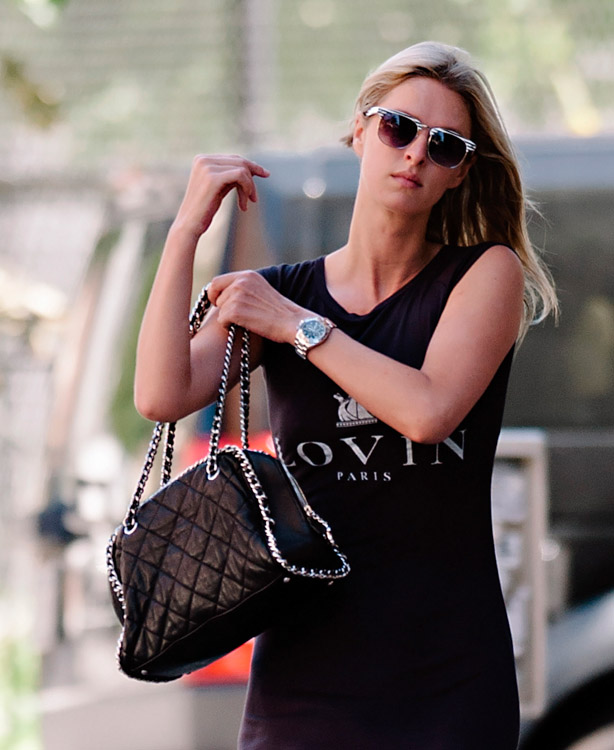 5a7ef28833a3 100 Celebs and Their Beloved Chanel Bags - FunnyZas