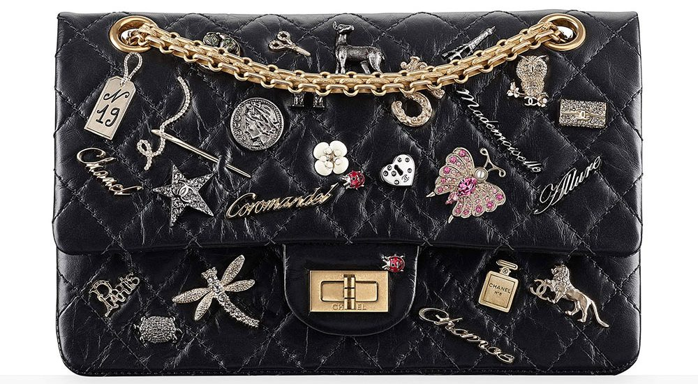78d3ac4c1868dd If your preferred manner of escapism is gazing upon beautiful handbags,  then Chanel Bags Department Store has come through for you in a big way  today.
