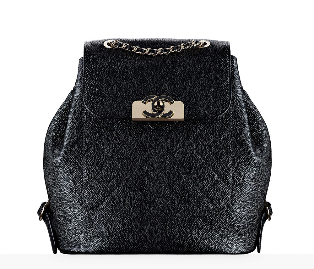 Take a Look At 92 of Chanel s Spring 2017 Bag Pics + Bargains, Such ... d424d631c3