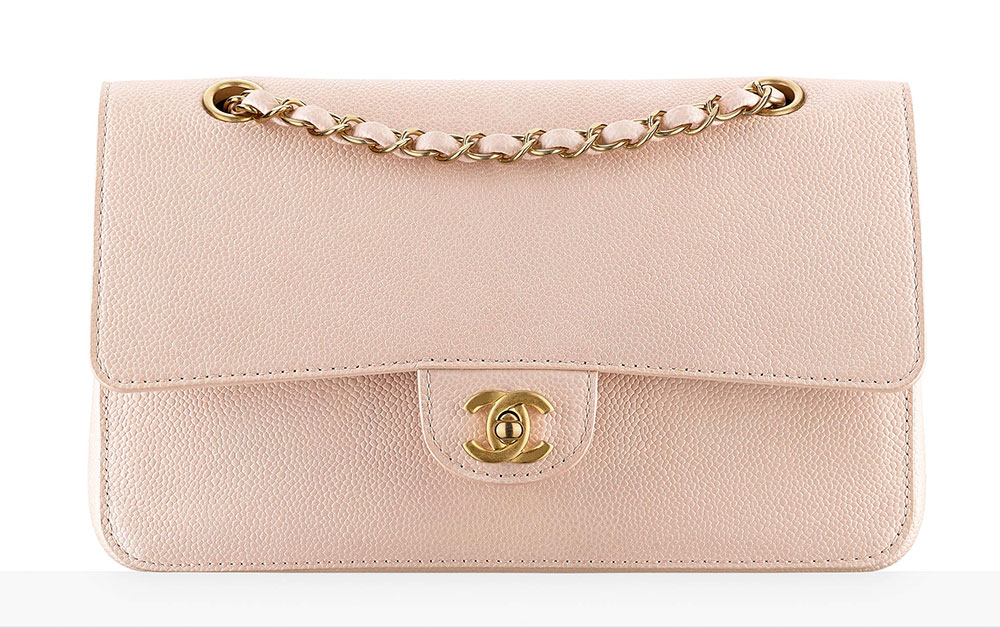 6e4a301db9d8c1 Take a Look At 92 of Chanel's Spring 2017 Bag Pics + Bargains, Such ...