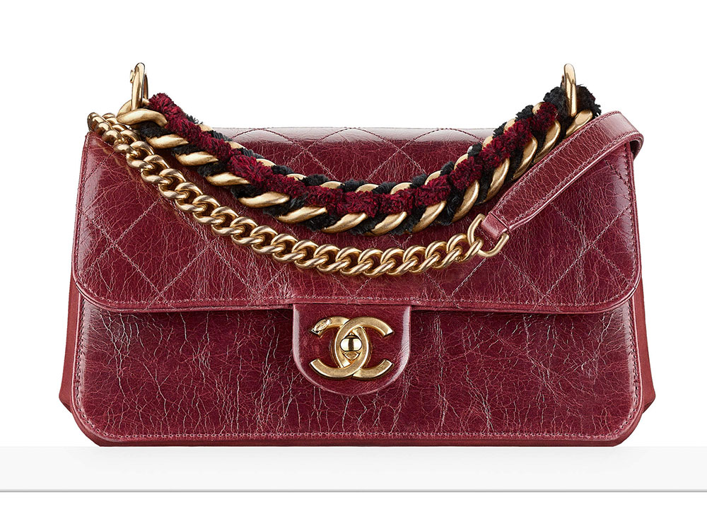 c61dd829976f Check Out 90 Pics + Prices of Chanel's New Metier d'Art 2017 Bags ...