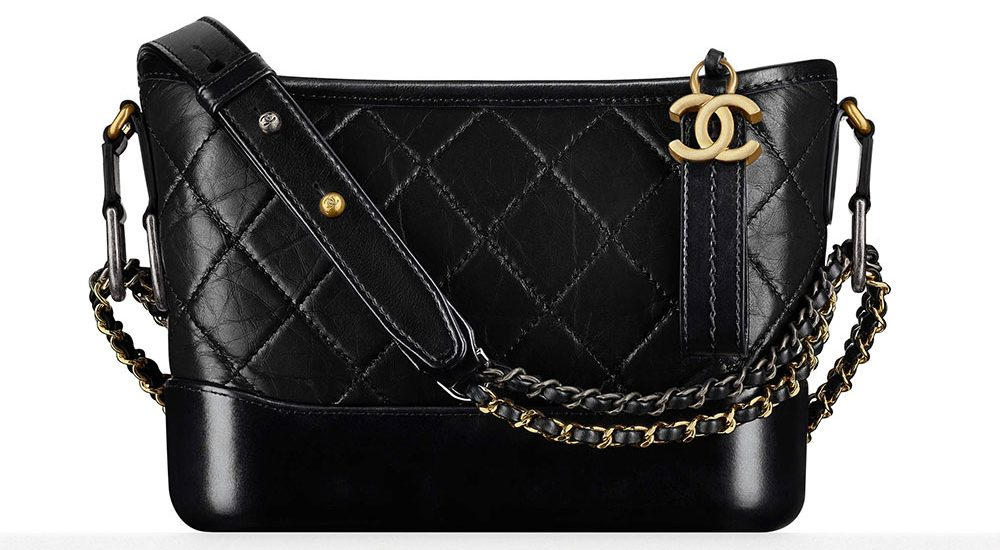 22a4de9a326908 Chanel doesn't often put the full weight of its corporate machine behind  the launch of a new bag line, so when the brand devotes its attention to  one of its ...