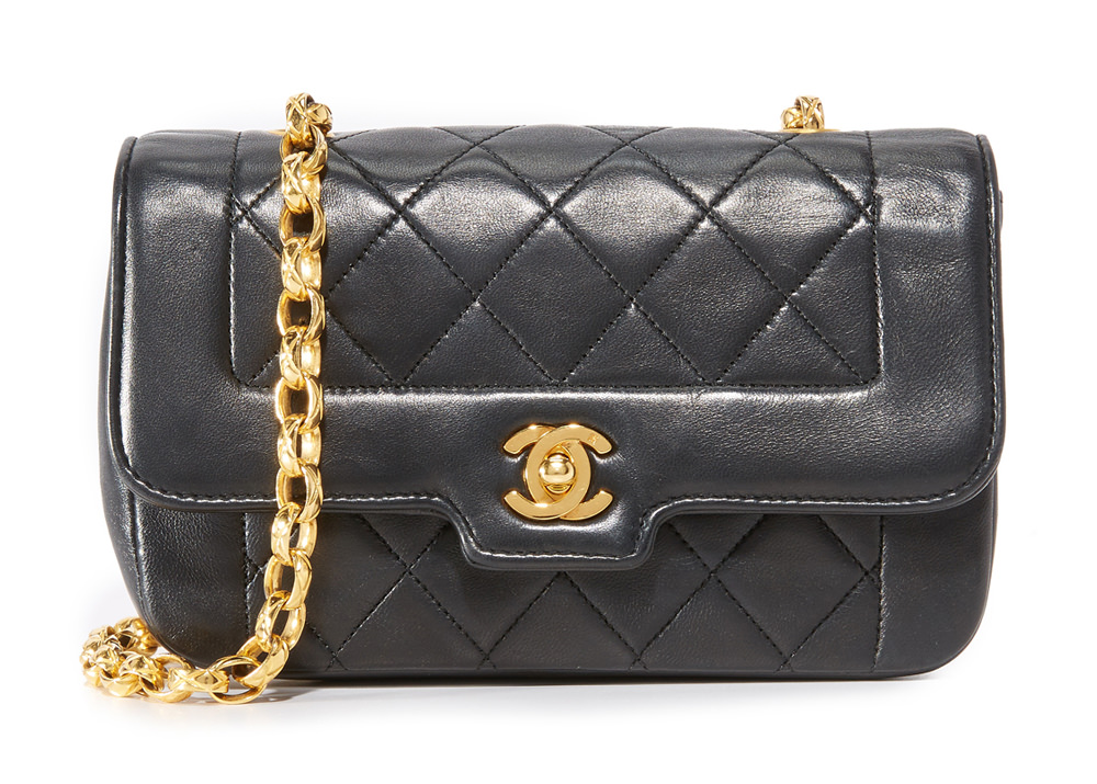 Ok, if we re talking Chanel it doesn t get more classic than a black, quilted  leather mini flap bag with gold hardware. This is the holy grail for me  right ... 069d0b9527