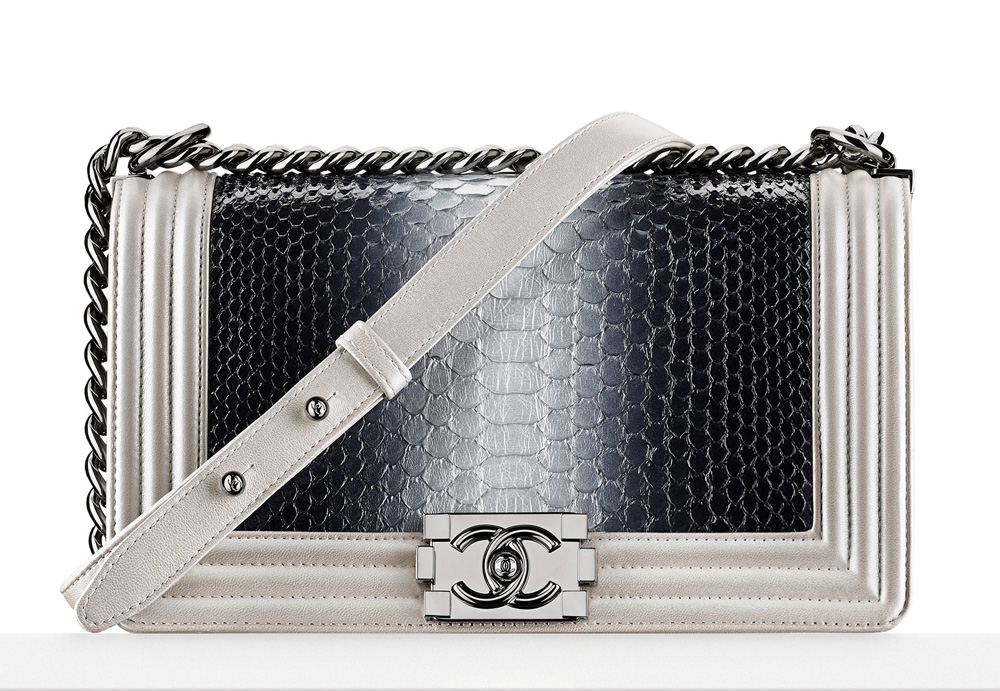 4c46bcdfb0181f Take a Look At 59 of Chanel's Beautiful Fall 2016 Bags, Complete ...