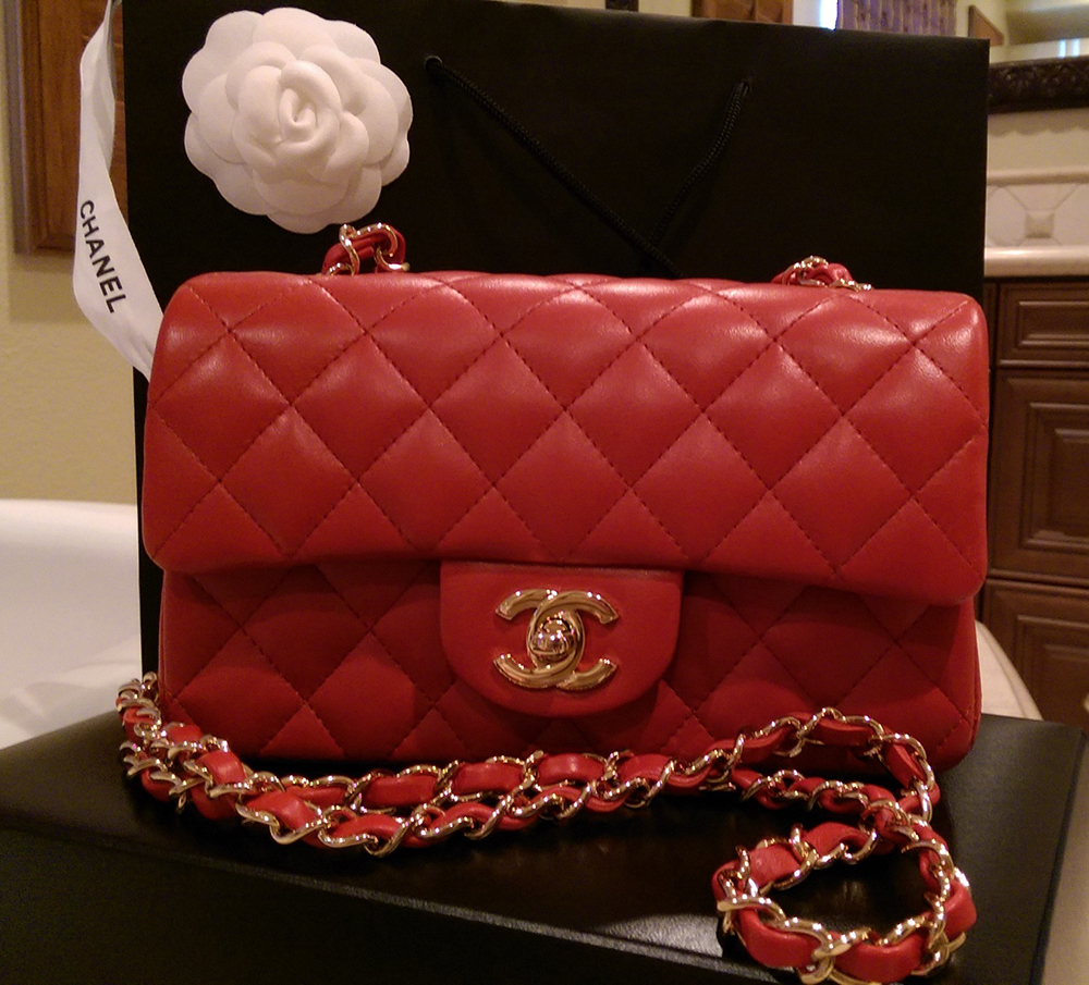be2cc2622549 tPF Member  Bh4me Bag  Chanel Bags Made In France Rectangular Mini Flap Bag
