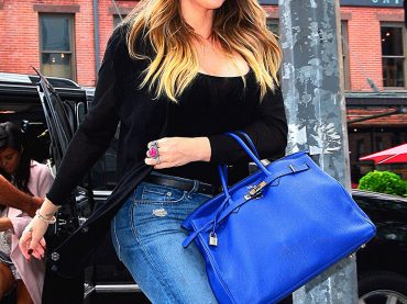 Just Can't Get Enough: Khloé Kardashian Loves Her Colorful Hermès Birkins