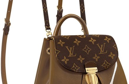 Louis Vuitton Hot Springs Backpack