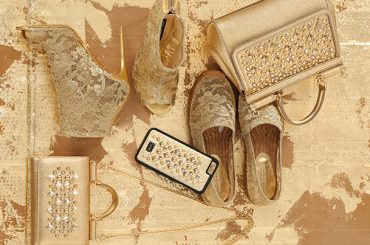 Dolce And Gabbana Golden Limited Edition Collection
