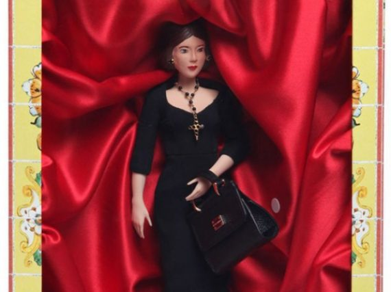 Dolce And Gabbana Ceramic Doll Bag Collection