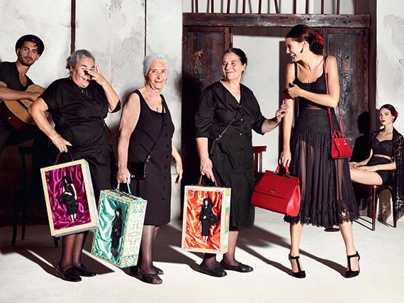 Dolce And Gabbana Spring Summer 2015 Ad Campaign