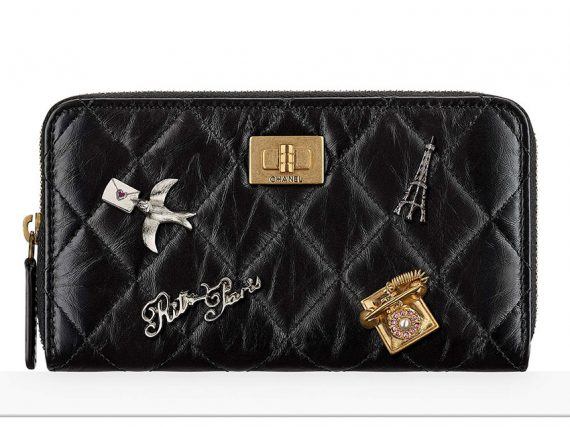 Take a Look at Pics + Bargains for Chanel's Metiers d'Art 2017 Accessories, Including WOCs, Wallets and Small Leather Goods