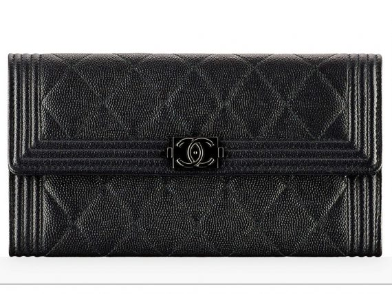 45 Pics + Costs of Chanel's Spring 2017 Wallets, WOCs and Accessories, In Stores Now