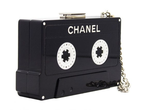 A Short Background of Chanel's Wild, Wonderful, Extremely Expensive Novelty Clutches