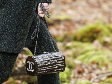 Chanel's Fall 2018 Collection Requires to the Woods and Puts Heavy Emphasis on a Brand New Bag Style