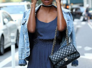 Just Can Not Get Enough: Jasmine Tookes and Her Chanel Classic Flap Bag