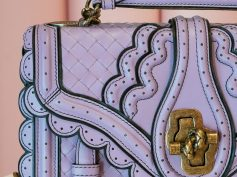 Bottega Veneta Gets Pretty With Pastels for Its Spring 2018 Bags