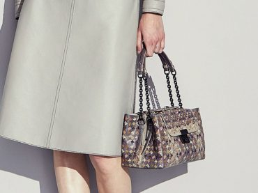 Bottega Veneta Kicks Off Pre-Fall 2017 Bag Previews Using a Ladylike Collection